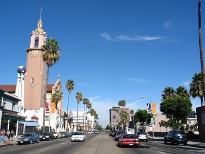 Photo Sunset Boulevard