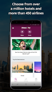 Almosafer: Flights, Hotels and Holidays Screenshot