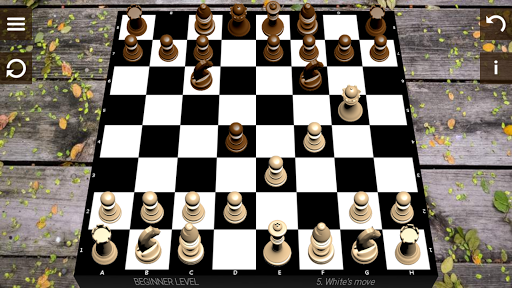 Chess  gameplay | by HackJr.Pw 5