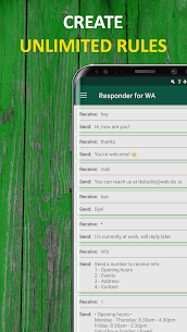 AutoResponder for WA – Auto Reply Bot App Download For Android 3
