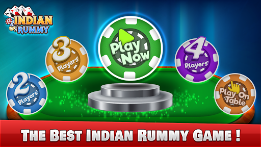 Indian Rummy Offline - Free Rummy 13 Card Games screenshots 1