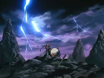 Phantom Showdown--The Thunder Brothers vs. Tetsusaiga