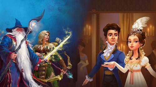 Guild of Heroes: Magia e Armas Mod