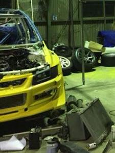 ランサーエボリューション VIIIのカスタム事例画像 Yellow monkey Racing さんの2018年11月19日23:53の投稿
