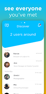 Circle – Discover people 3