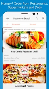 Download Food To Deliver For PC Windows and Mac apk screenshot 2