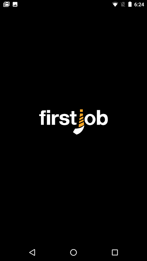 FirstJob - Freshers job app- screenshot
