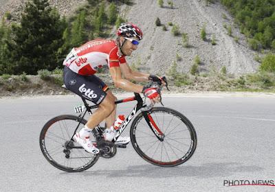 """Beste Belg in Giro krijgt lof van ploeg: """"Een topprestatie"""""""