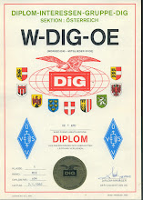 Photo: first DIG award outside DL