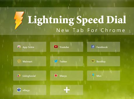 Lightning Speed Dial