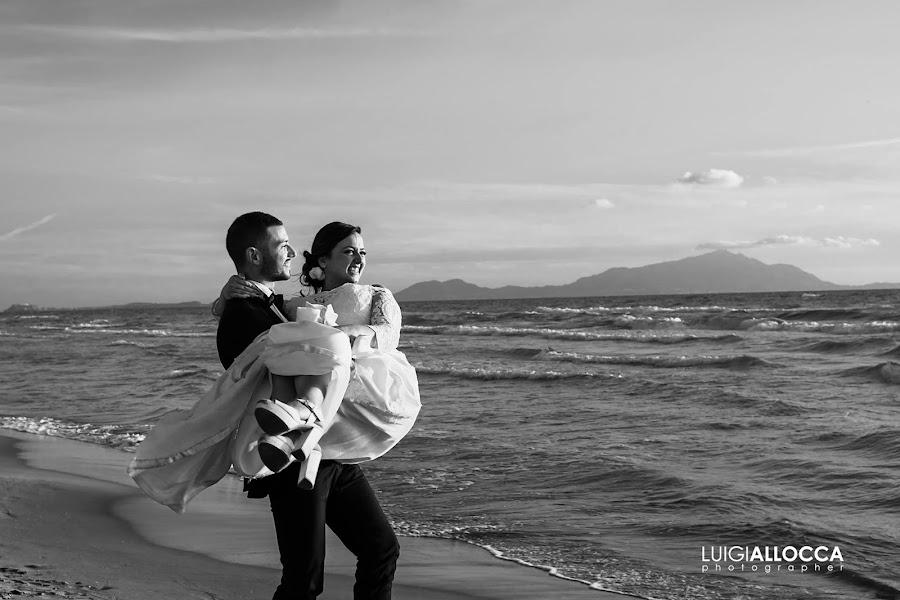 Fotografo di matrimoni Luigi Allocca (luigiallocca). Foto del 16.11.2018