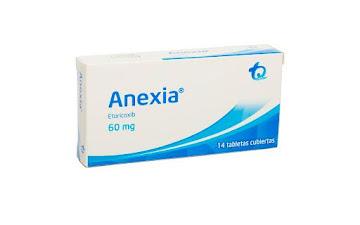Anexia 60Mg Tabletas   Caja X14Tab. Tq Etoricoxib