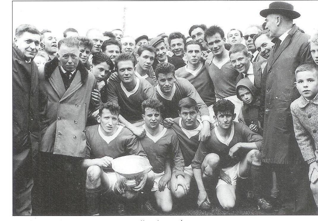 Huldiging kampioen 1962