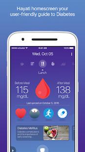 Hayati - Diabetes Guide - náhled