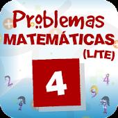 Problemas Matemáticas 4 (Lite)