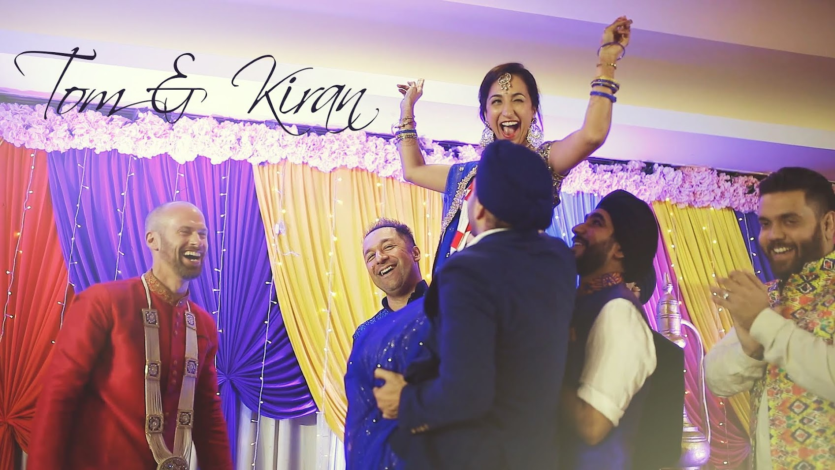 Tom & Kiran Punjabi Wedding Cinematic film Penang