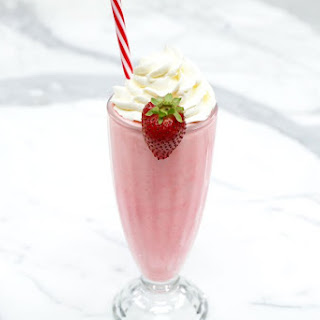 Fruit Milkshake With Ice Cream Recipes.
