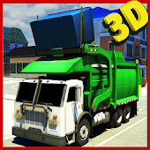 City Garbage Truck Simulator