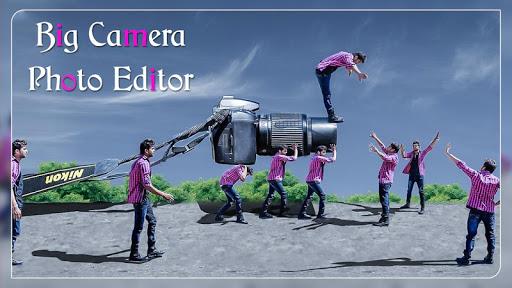 DSLR Photo Editor : Big Camera Photo Maker cheat hacks