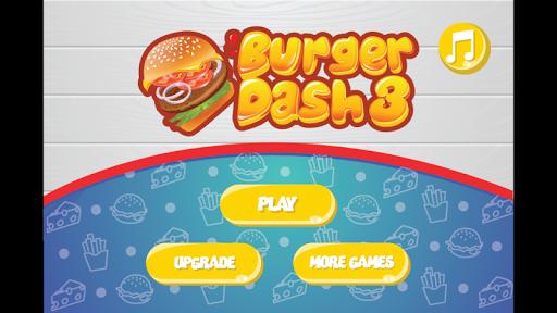 Burger Dash 3 - Cooking Game
