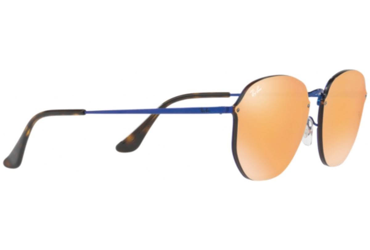563bbc74210 Buy Ray-Ban Blaze Hexagonal RB3579N C58 90387J Sunglasses