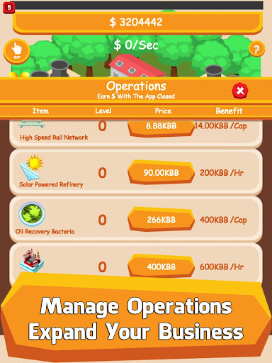 Oil Tycoon - Idle Clicker Game 2.11.1 screenshots 10