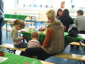 Photo: Next generation na toastovém obědě.