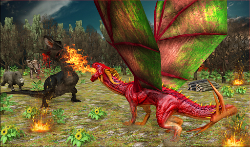 Fire Breather Hero Transform Dragon 1.2 screenshots 14