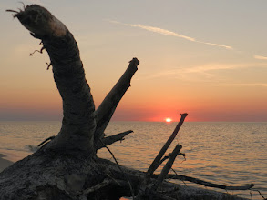 Photo: Dębki, Morze Bałtyckie