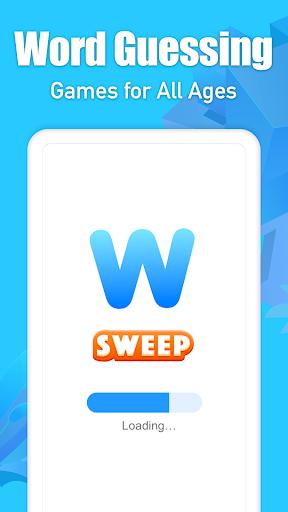 Word Sweep: Fun Word Game. android2mod screenshots 1