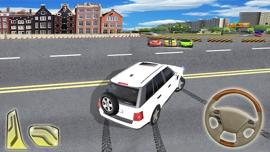 Prado Car Adventure - A Simulator Game of City - náhled