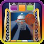 Hot Basketball Mania Icon