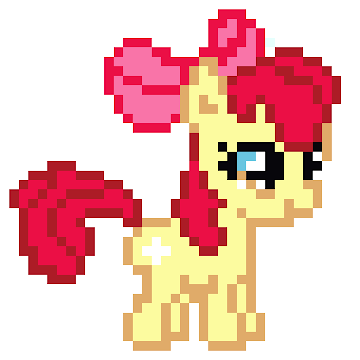 Pixel.Pony - Coloring By Numbers Sandbox 2019