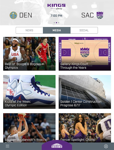 免費下載運動APP|SacramentoKings+Golden1Center app開箱文|APP開箱王