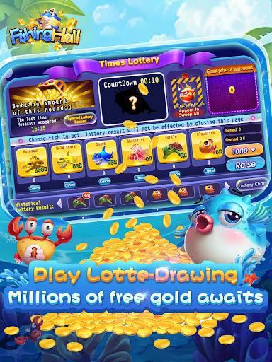 Fishing Hall-Free Slots,Poker,Fishing Saga 1.0.6 screenshots 3