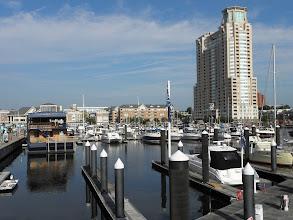 Photo: Harborview Marina, Baltimore