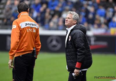 Dequevy critique le jeu de Bruges, Bölöni tique sur la prestation de l'arbitre