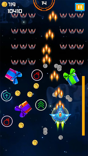 Télécharger Gratuit Galaxy Attack - Alien Shooter APK MOD (Astuce) screenshots 1