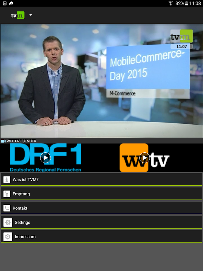 DRF TV - Android Apps on Google Play
