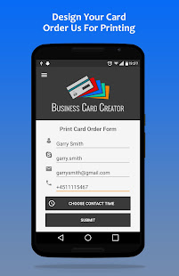 Bcc business card creator apps on google play screenshot image colourmoves Gallery