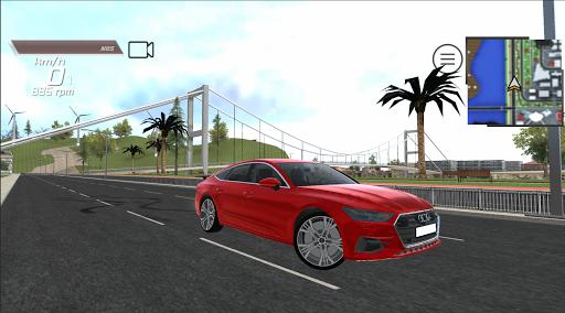Super Car A7 Simulation, Quest, Parking screenshot 10