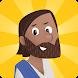 こども聖書アプリ:子どものためのアニメーションストーリー