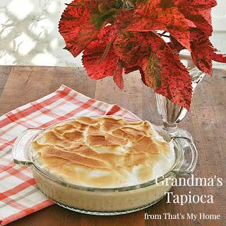 Grandma's Tapioca.
