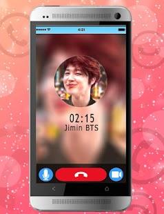Call From BTS Bangtan Boys – Kpop - náhled