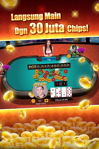 LUXY Indonesia : Domino & Poker 1.3.4 screenshots 1