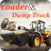 Mighty Loader & Dump Truck SIM