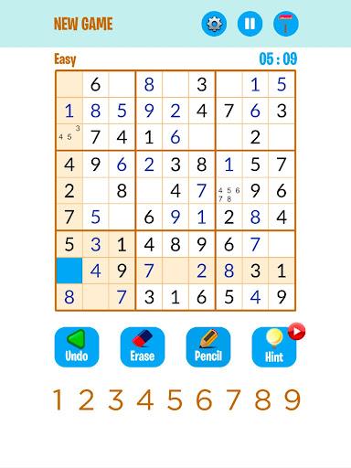 Sudoku 2020 1.4 screenshots 9
