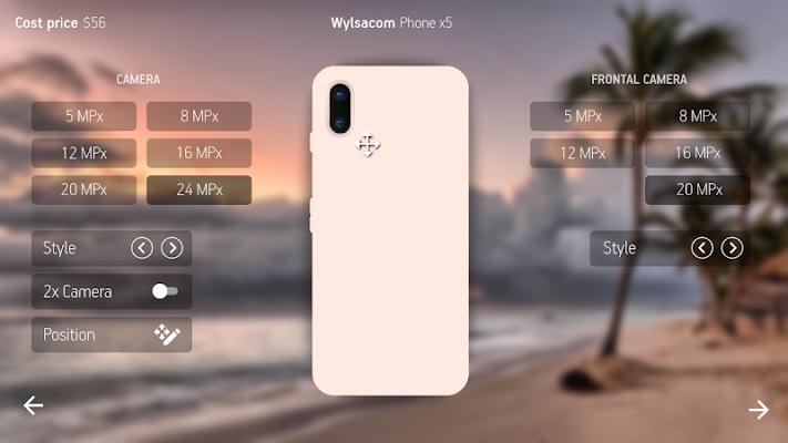 Smartphone Tycoon Screenshot Image
