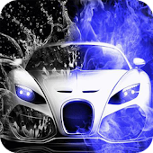 Stylish car Live Wallpaper