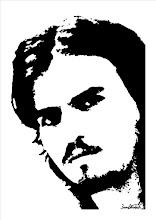 "Photo: Bruno Steinbach. ""Daniel, O Filho do Homem"".Infogravura, 42 x 29,7 cm, outubro 2009, Paraíba, Brasil."